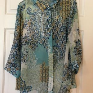 NWT Coldwater Creek Blouse